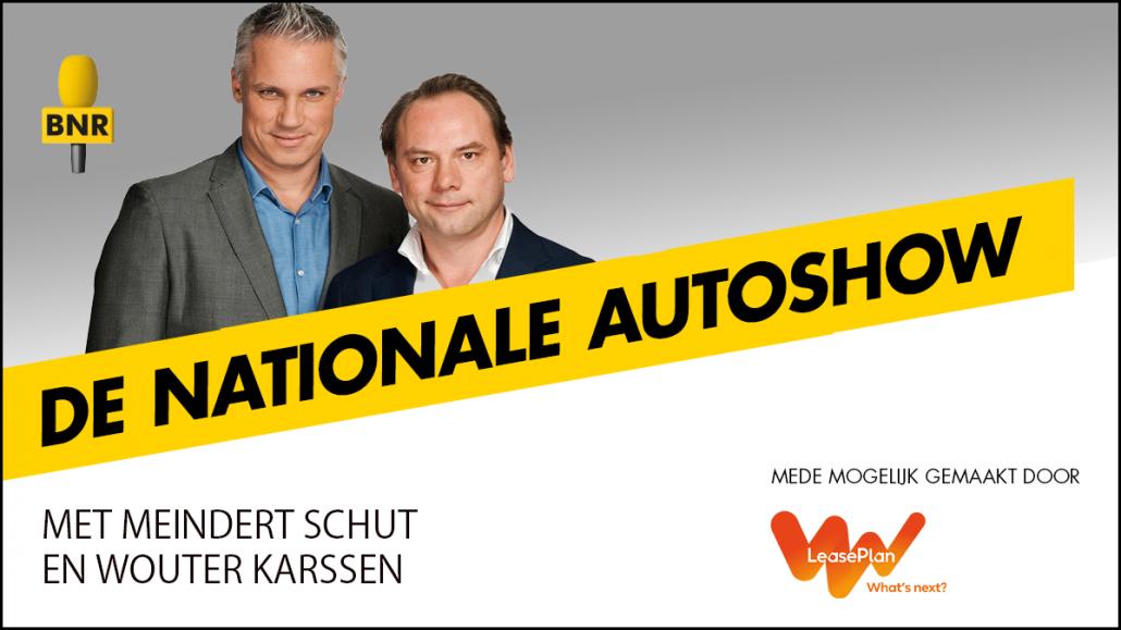 De Nationale Autoshow - Ex Btw Weg Ermee